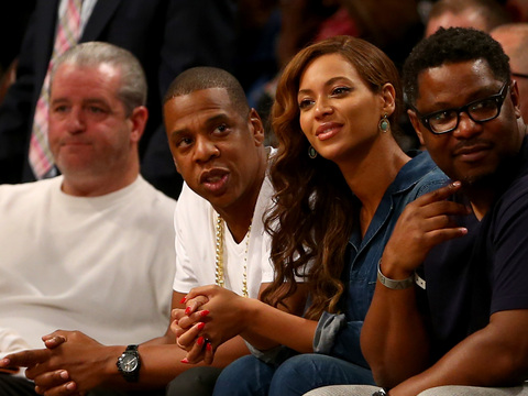 Pic! Jay Z and Beyoncé Look Relaxed Despite Leaked Video of Solange Knowles'…