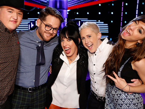 'The Voice' Outtakes! The Coaching Sessions You Didn't Get to See Last Night