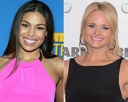 Smokin' Hot Bods! Jordin Sparks' Bikini, Miranda Lambert's Summer Dress