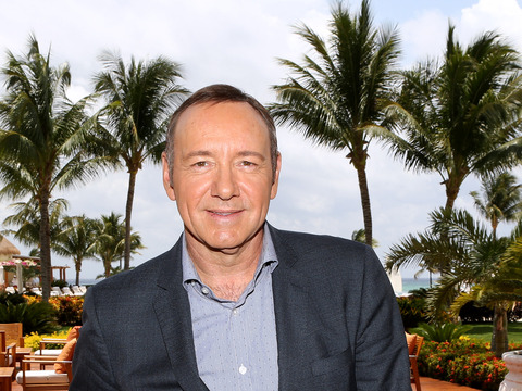 Kevin Spacey on Real Presidents' Love of 'House of Cards'