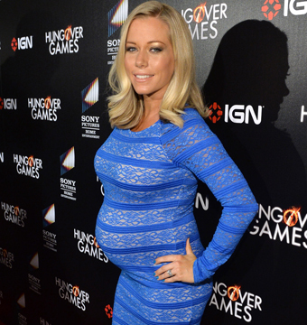 Baby News! Kendra Wilkinson Welcomes Second Child