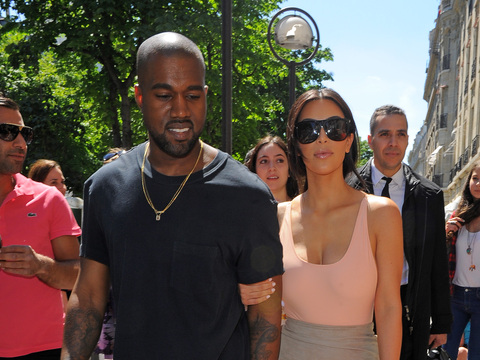 Why Kim and Kanye Can't Get Married at the Palace of Versailles