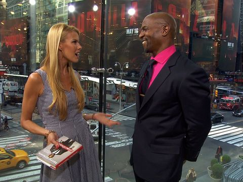 Terry Crews on 'Brooklyn Nine-Nine,' New Book, and Being the Old Spice Guy…