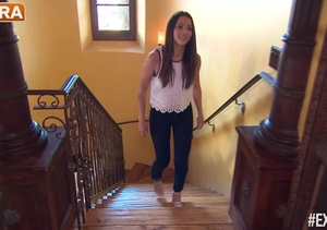 Andi Dorfman Gives Us a Tour of 'The Bachelorette' Mansion