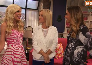 Tori Spelling on Set of New Show: 'I Feel Tired, But It's a Lot of Great…