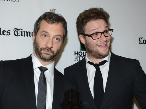 Seth Rogen, Judd Apatow Outraged Over Link to Santa Barbara Shooting Rampage