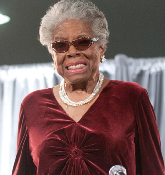 Poet and Author Maya Angelou Dead at 86