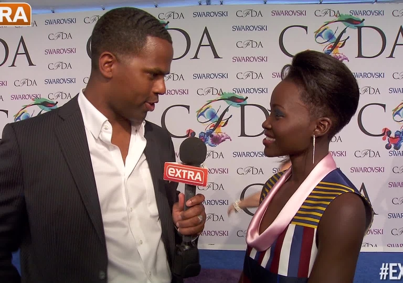 Lupita Nyong'o on Getting Cast in 'Star Wars: Episode VII'