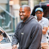 Kanye West Is All Smiles These Days