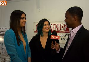 Kendall and Kylie Jenner on Kim and Kanye's Wedding: 'You Can Never Outdo Kanye'