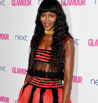 Naomi Campbell attended the Glamour Women of the Year Awards at Berkeley Square…