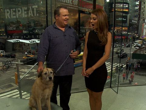 Eric Stonestreet Wants Your Dog to Be Flea-Free!