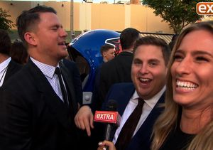 Hanging with Channing Tatum and Jonah Hill at the '22 Jump Street' Premiere