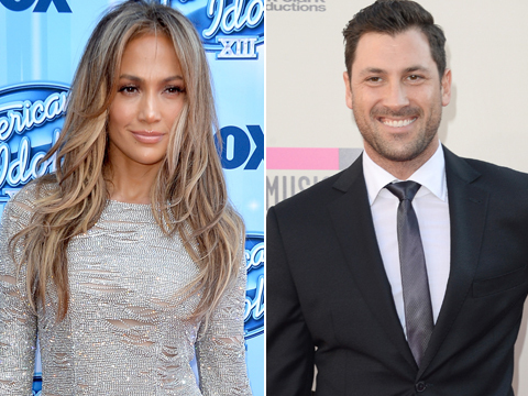 Did Maksim Just Reveal He's Dating J.Lo?