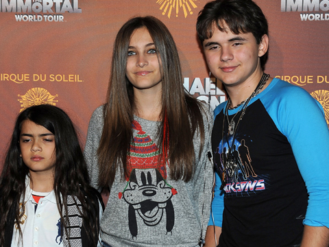 Gossip Girl: Michael Jackson's Kids' Mind-Boggling Allowance