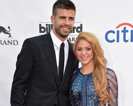 Extra Scoop: See the Adorable First Pic of Shakira's Newborn Son!