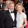 Calista Flockhart Visits Injured Hubby Harrison Ford in British Hospital