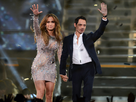 Jennifer Lopez and Marc Anthony Finalize Divorce