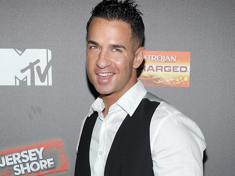 'Jersey Shore' Star Arrested After Tanning Salon Brawl!