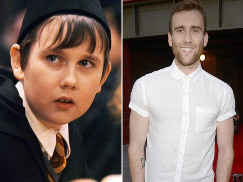 'Harry Potter' Hotness! See What Neville Longbottom Looks Like All Grown Up