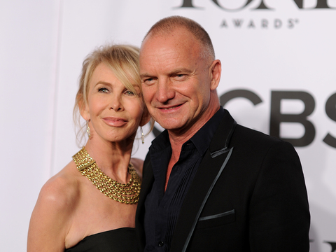Sting Says His Kids Have to Work for Their Money… No Freebies!