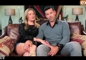 LeAnn Rimes on Her New Show with Eddie Cibrian and Her Beauty Secrets