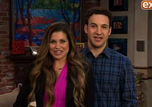 'Girl Meets World's' Ben Savage and Danielle Fishel on Their Celeb Crushes and…