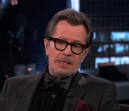 Gary Oldman Continues Apology Tour: 'I Am an A-Hole'