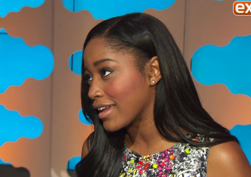 Keke Palmer, Youngest Talk Show Host in TV History, Dishes on Her Dream Guests