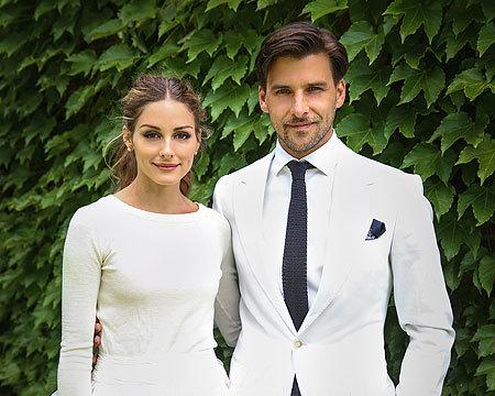 Olivia Palermo Weds Johannes Huebl