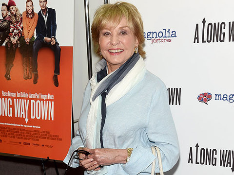 Barbara Walters Breaks Silence on 'The View' Shakeup