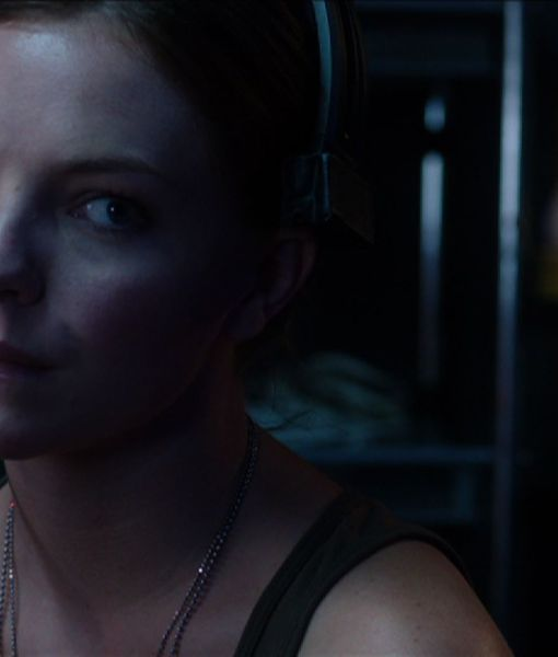 Exclusive Clip! Eloise Mumford and Matthew O'Leary in 'Drones'