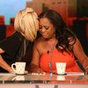 Jenny McCarthy Jokes About Leaving 'The View'; Sherri Shepherd Is Emotional About August Exit