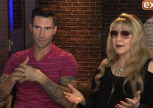 Adam Levine Taps Stevie Nicks as Mentor for 'The Voice' Season 7
