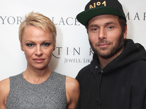 Pamela Anderson Files for Divorce from Rick Salomon… Again