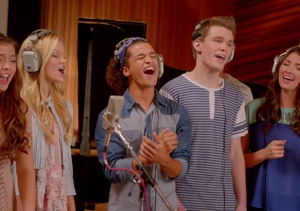 Watch! 26 Disney Stars Perform New Version of Hit 'Frozen' Song