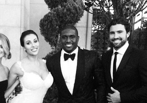 Pic! Brody Jenner Attends Wedding of Kim Kardashian's Ex Reggie Bush
