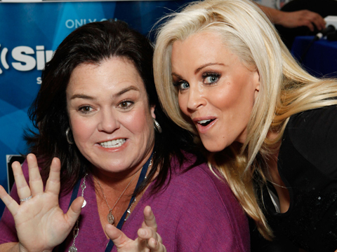 Jenny McCarthy Speaks What She Thinks of Rosie ODonnells Return