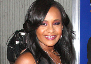 Bobbi Kristina Shares Photo of Herself Smoking Pipe... with Message About Pain and Demons?