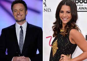 'Bachelorette' Host Chris Harrison Dishes on Andi Dorfman Pregnancy Rumors