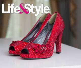 Holly Ruby slippers