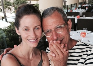 Jeff Goldblum Engaged to Much Younger Woman