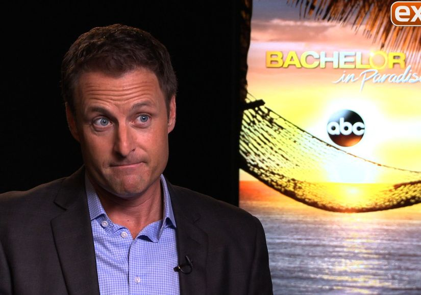 'Bachelorette' Host Chris Harrison Reacts to Andi Dorfman Pregnancy Rumors