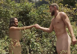 'Naked and Afraid' Sneak Peek! That Awkward Moment When Naked…