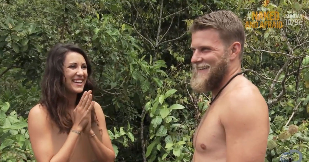 naked and afraid hookups
