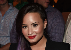 Demi Lovato Dishes on Raw Diet, and Pizza with President Obama