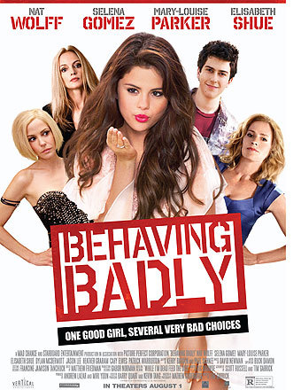 Exclusive Clip! Selena Gomez in 'Behaving Badly'