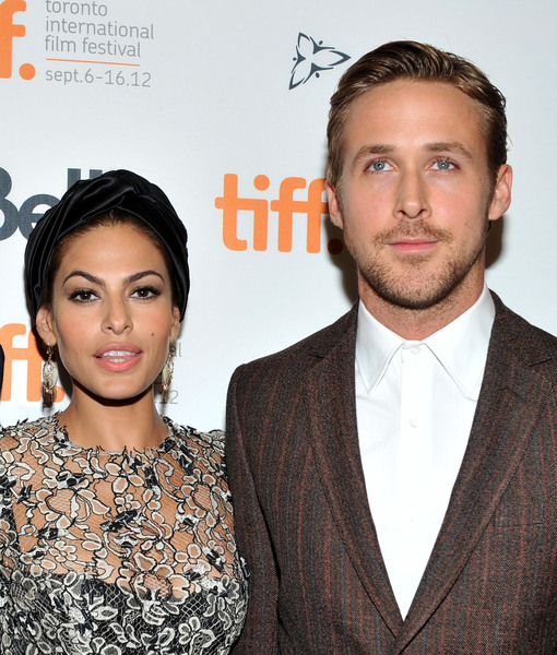 Report: Oops! Eva Mendes and Ryan Gosling's Baby Was Unplanned