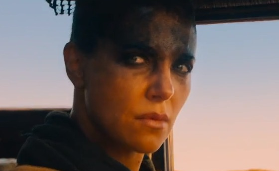Comic-Con 2014: Charlize Theron Looks Tough in 'Mad Max: Fury Road' Trailer