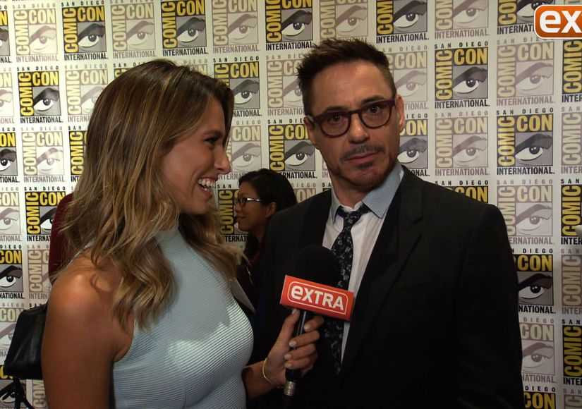 Comic-Con 2014: 'Extra' Hangs with Robert Downey Jr., Jessica Alba and More!